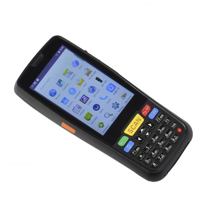 Handheld Android Industrial Pda Barcode Reader Smartphone P6S Android 6.0
