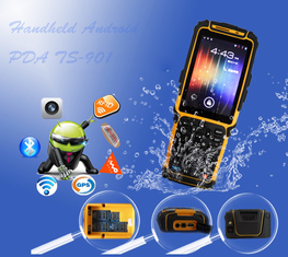 Courier Handheld PDA Devices Portable 32GB SD/TF Android 7.0 5.0 Million Pixels